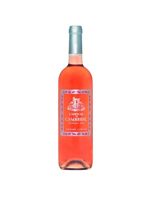 Bordeaux rosé château de camarsac - thierry lurton
