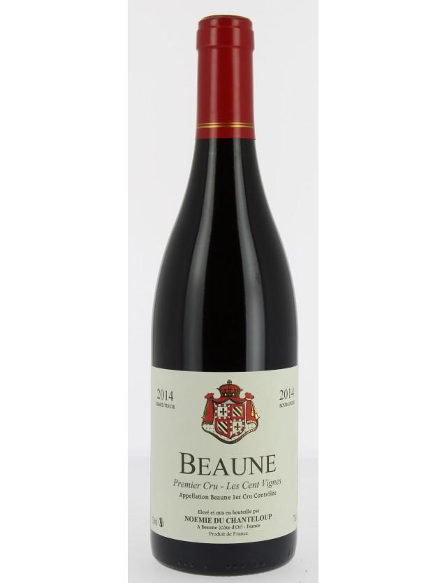 Beaune 1er Cru Les Cent Vignes Maison André Goichot - Noémie du Chanteloup