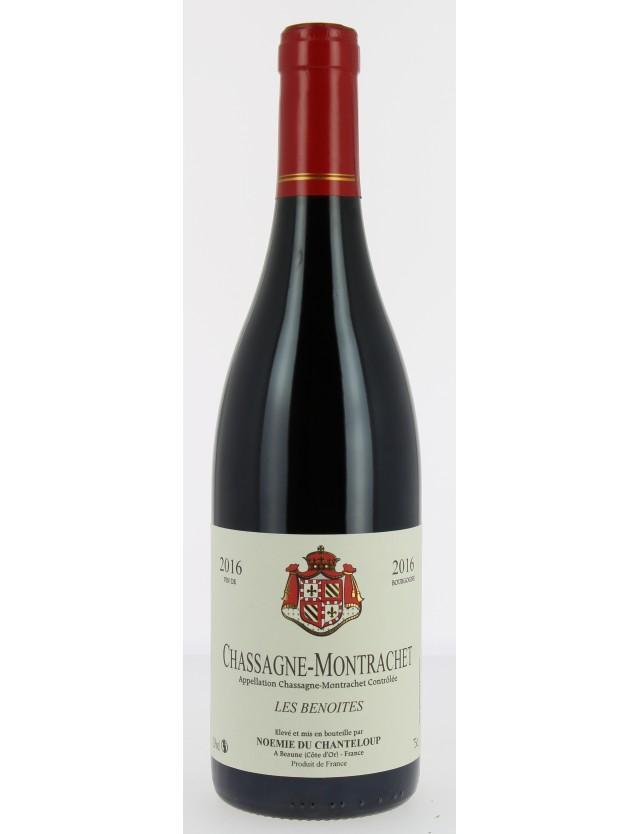 Chassagne-Montrachet Les benoites Noémie du Chanteloup