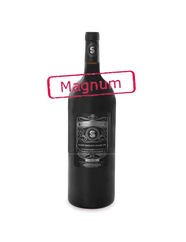 S by Sébastien Laffite - Saint-Emilion Grand Cru - Magnum s by sébastien laffitte - bordeaux