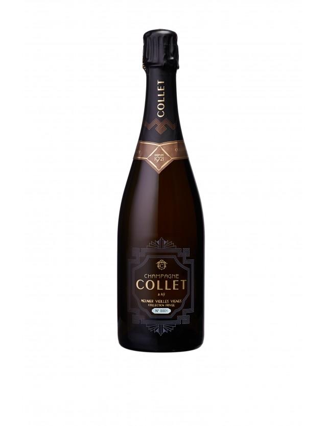 Meunier Vieilles Vignes Collection Privée CHAMPAGNE COLLET