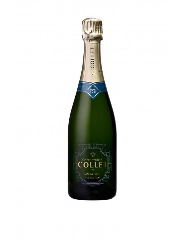 Cuvée Extra Brut champagne collet
