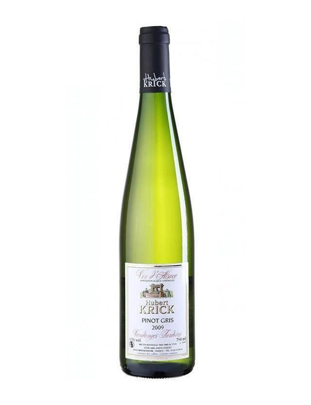 Pinot Gris Vendanges Tardives KRICK HUBERT