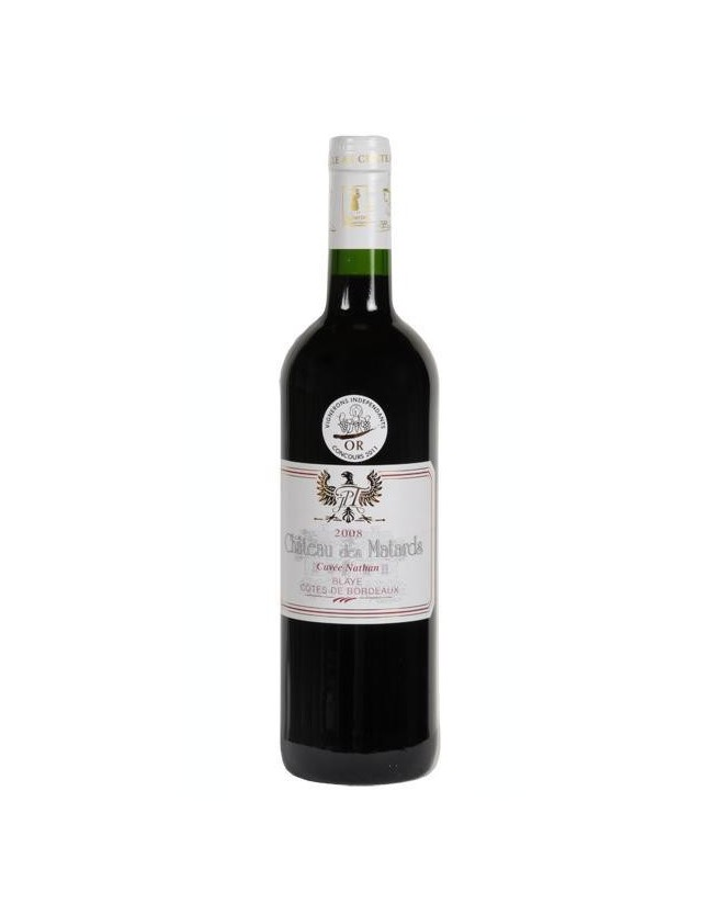 Nathan chateau des matards - les vignobles terrigeol