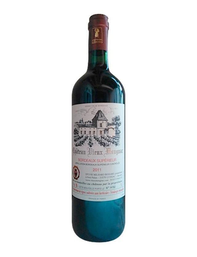 Bordeaux Supérieur CHÂTEAU VIEUX MOUGNAC