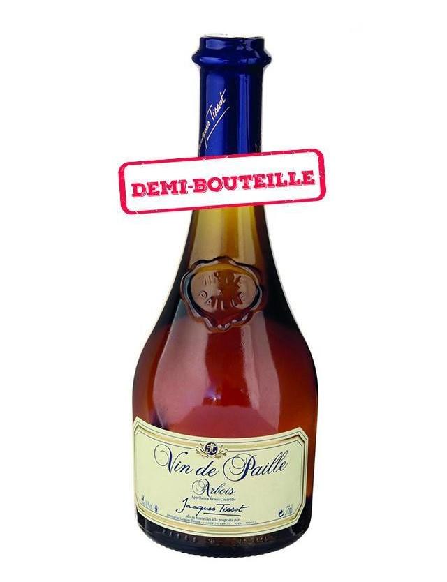 Arbois Vin de Paille DOMAINE JACQUES TISSOT