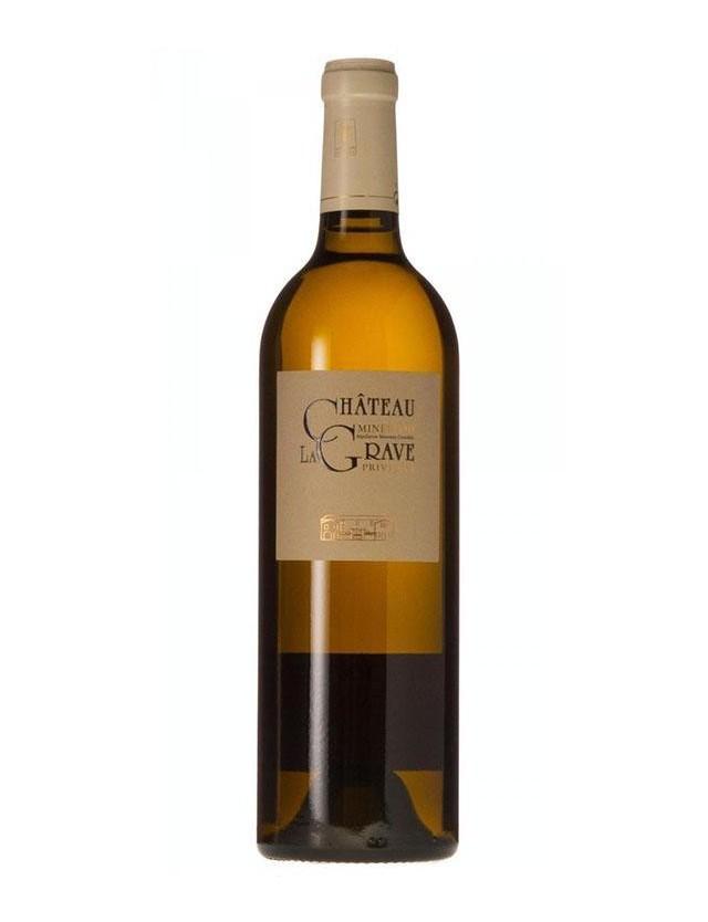 Cuvée Privilège Blanc CHATEAU LA GRAVE