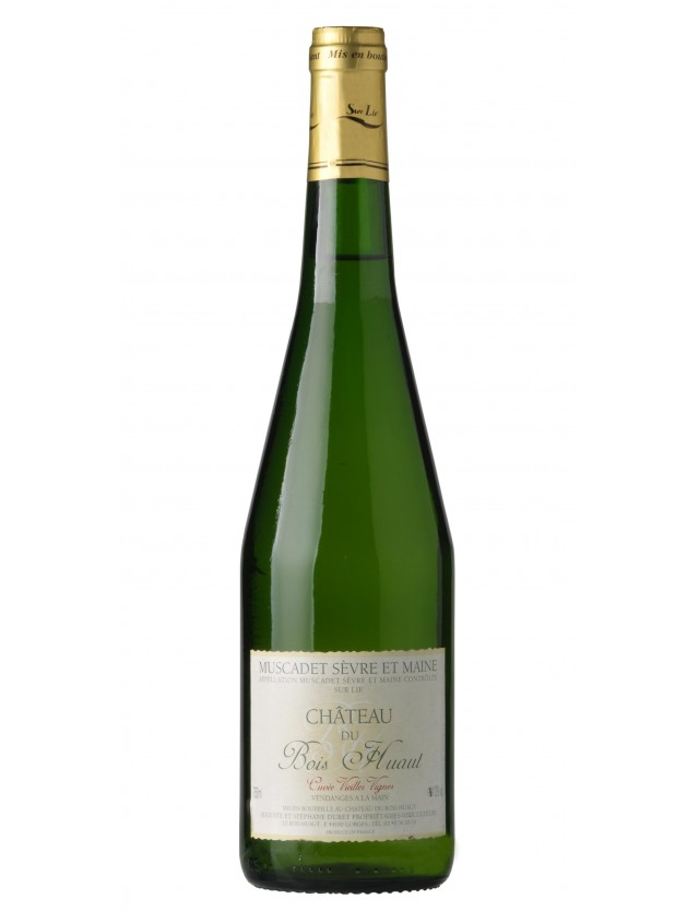 Cuvée Prestige Vieilles vignes chateau du bois-huaut