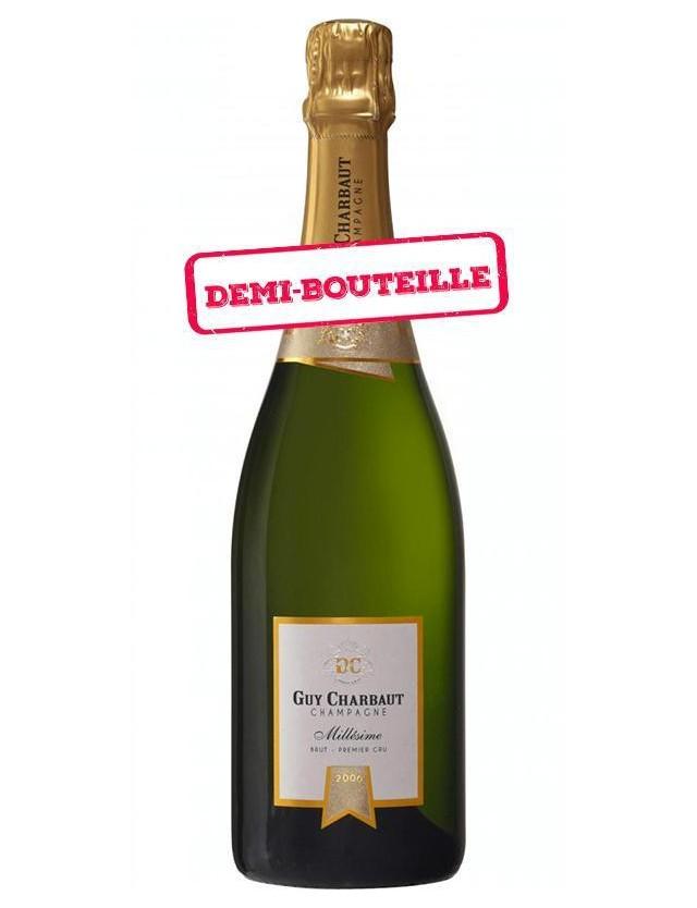 Cuvée Millésime 2008 Brut 1er Cru champagne guy charbaut