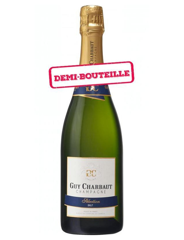 Sélection Brut champagne guy charbaut