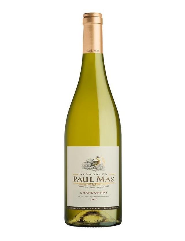 Cuvée Le Chardonnay château paul mas - domaines paul mas