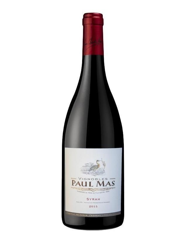 Cuvée La Syrah CHÂTEAU PAUL MAS — DOMAINES PAUL MAS