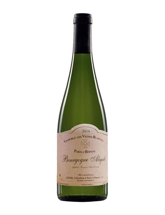 Bourgogne Aligoté DOMAINE LES VIGNES BLANCHES