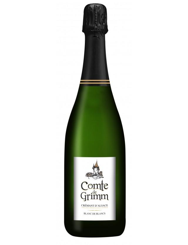 Crémant d'Alsace - Extra Brut Domaine Comte de Grimm