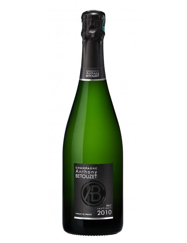 Champagne Brut Instinct champagne anthony betouzet