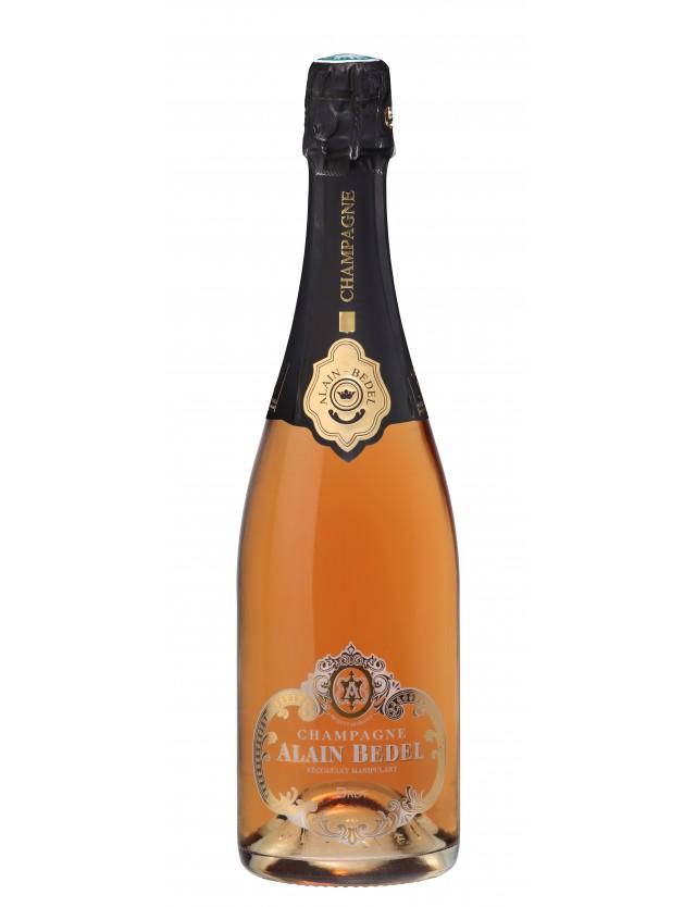 Cuvée Romantique Brut champagne alain bedel