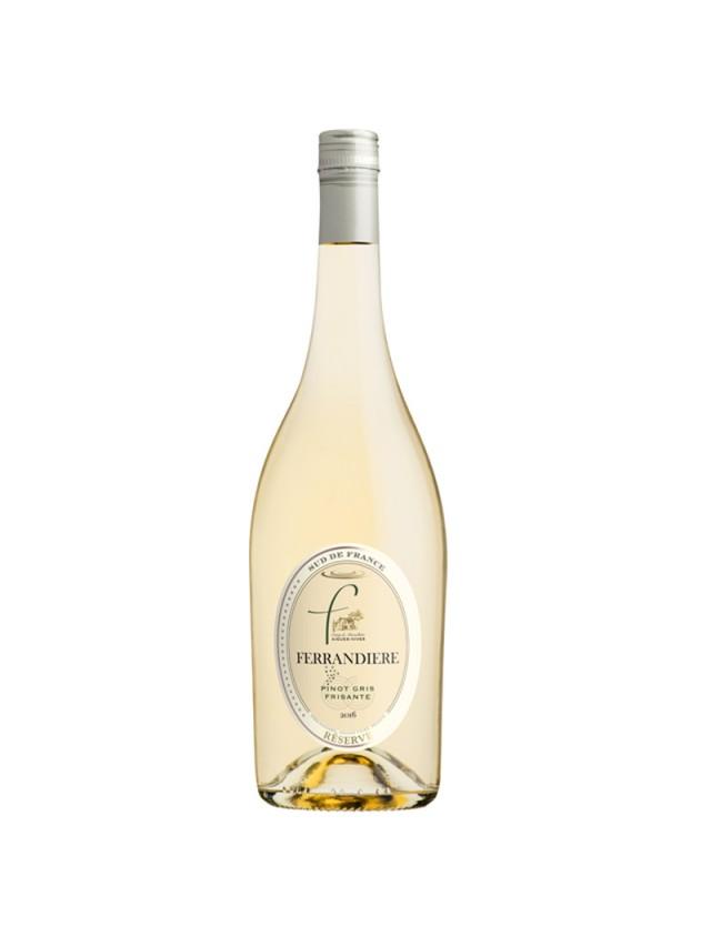Pinot Gris Frisante rosé Domaine de La Ferrandière — Domaines Paul Mas