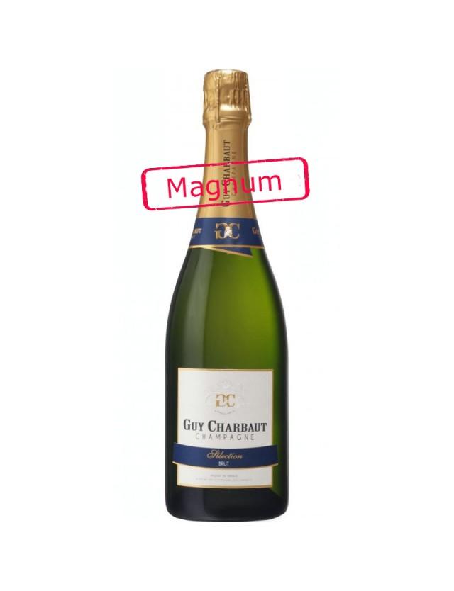 Cuvée Sélection Brut - Magnum champagne guy charbaut