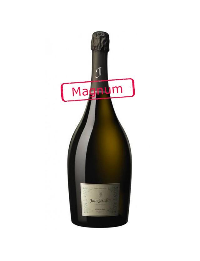 Cuvée des Jean Magnum champagne jean josselin
