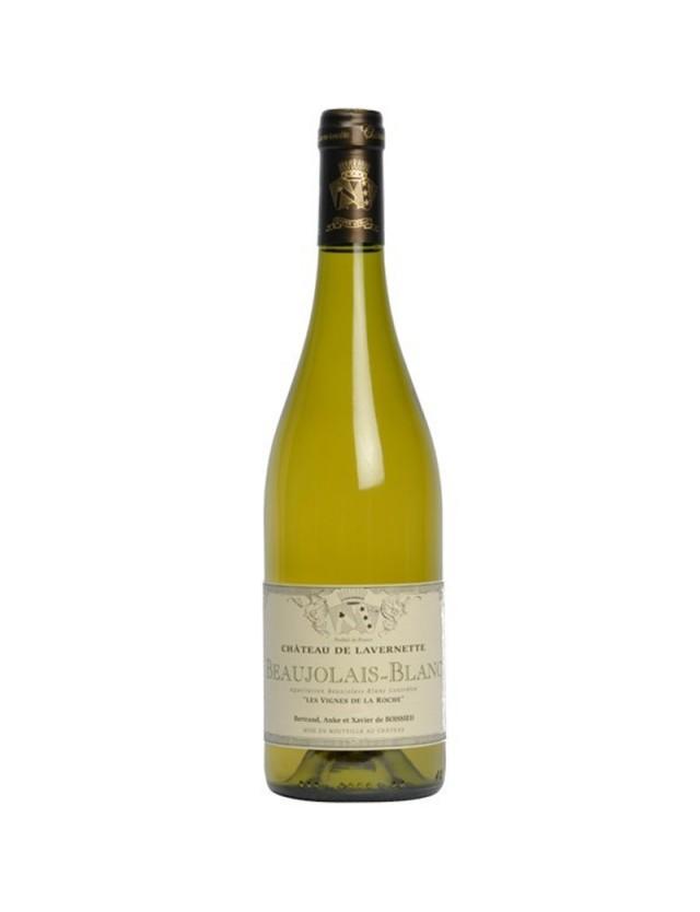 Beaujolais Blanc Les Vignes de la Roche chateau de lavernette