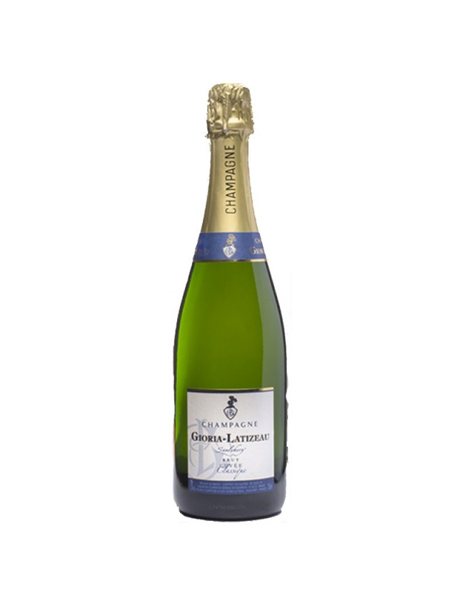 Classique Brut Gioria Latizeau Champagne