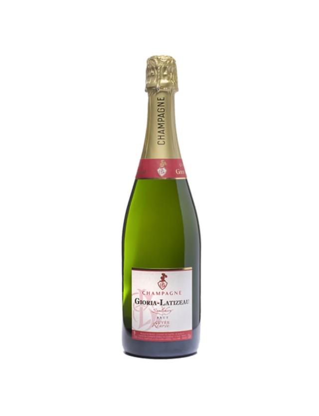 Brut Réserve champagne gioria latizeau