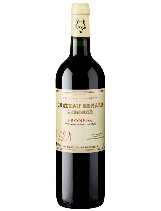 Cuvée Mondésir Château Renard - Vignobles Chassagnoux