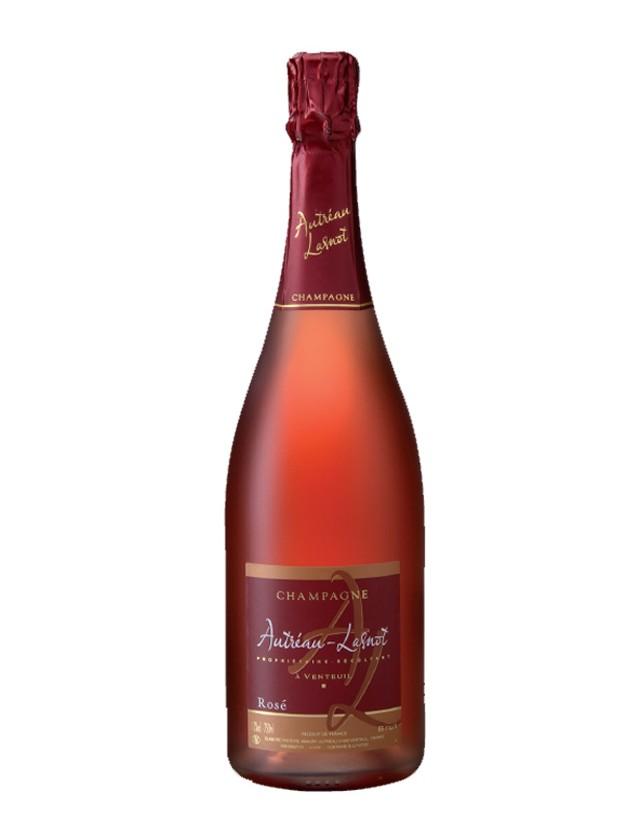 Brut Rosé Champagne Autréau-Lasnot