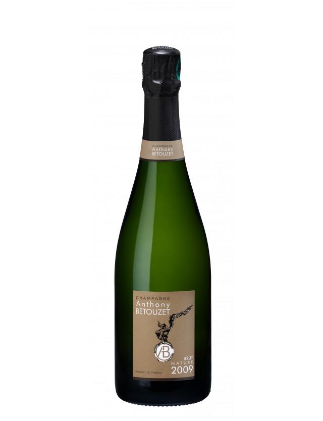 Champagne Brut Nature CHAMPAGNE ANTHONY BETOUZET