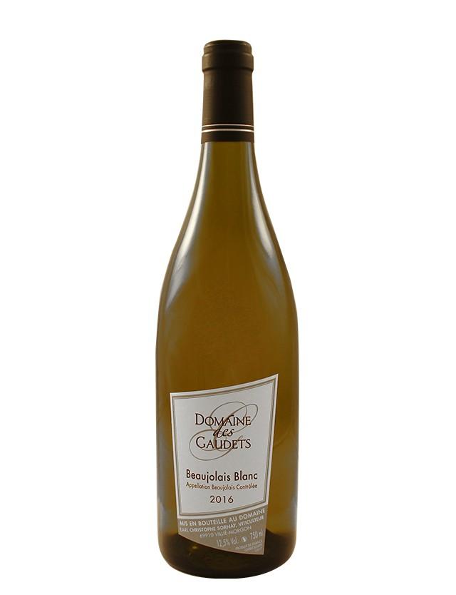 Beaujolais Blanc Domaine des Gaudets