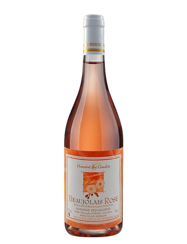 Beaujolais Rosé Domaine des Gaudets