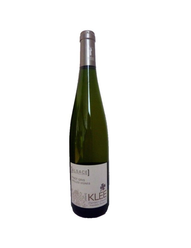 Pinot Gris Vieilles Vignes maison albert klee