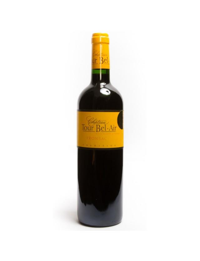Château Tour Bel-Air Tradition vignobles lascaux