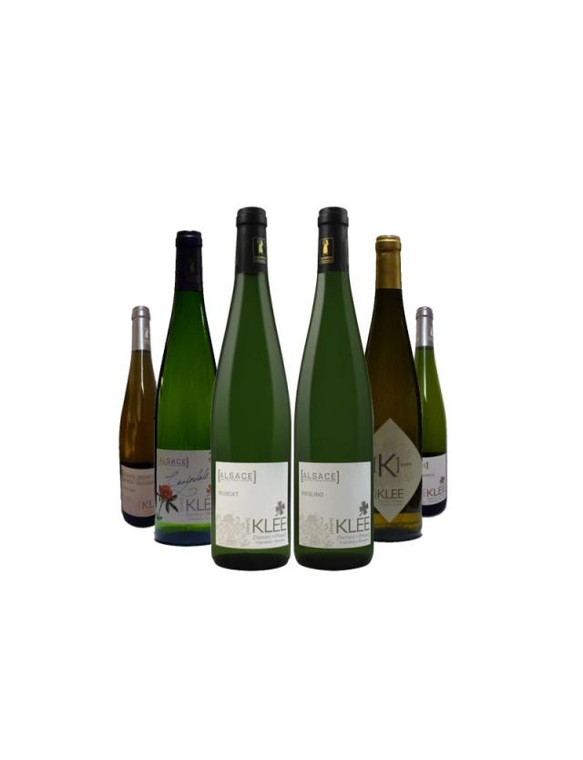 Découverte Spéciale vins secs maison albert klee