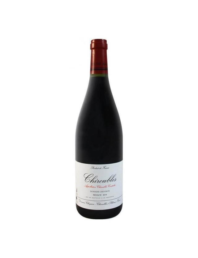 Chiroubles DOMAINE CHEYSSON