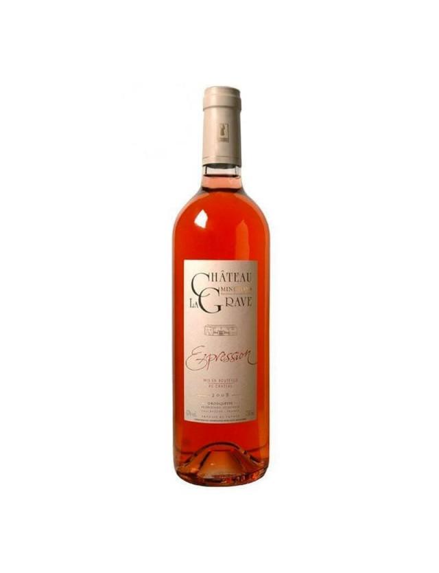 Cuvée Expression Rosé CHATEAU LA GRAVE