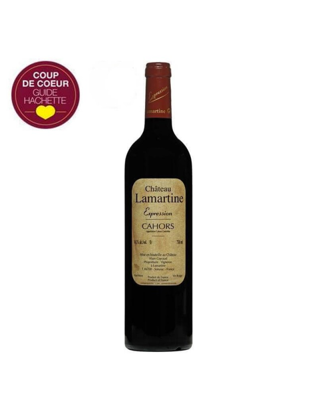 EXPRESSION chateau lamartine