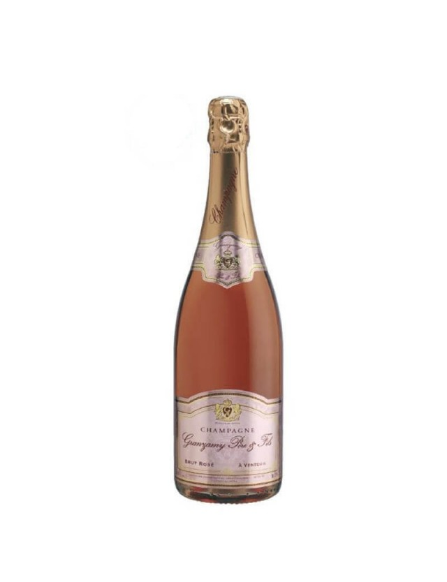 Cuvée Rosé CHAMPAGNE GRANZAMY
