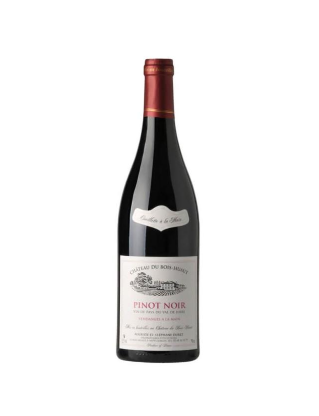 Pinot Noir chateau du bois-huaut