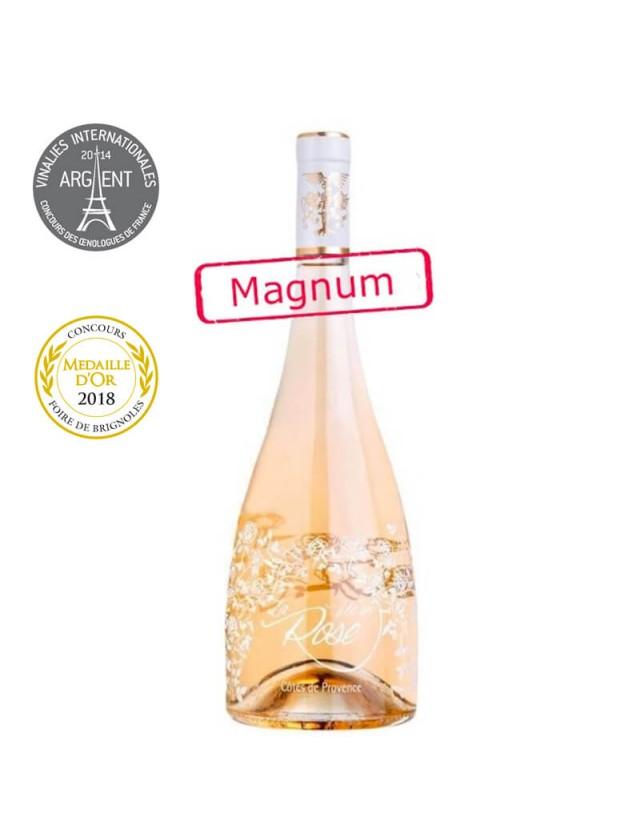 La Vie en Rose- Magnum CHÂTEAU ROUBINE