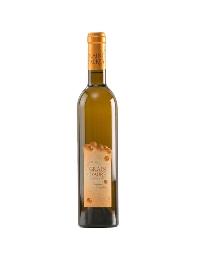 Vin de FRANCE GRAIN D'AURE CAVE DE LA VIGNE BLANCHE