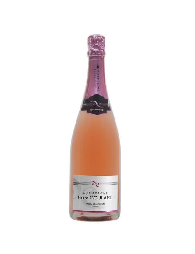 Cuvée Brut Sélection Rosé CHAMPAGNE PIERRE GOULARD