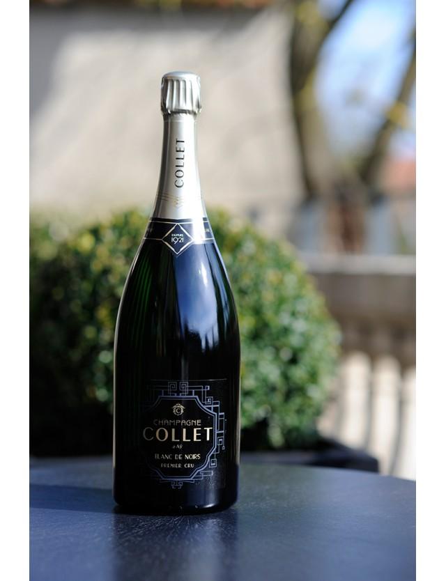 Champagne Collet Blanc de Noirs Premier Cru Magnum CHAMPAGNE COLLET
