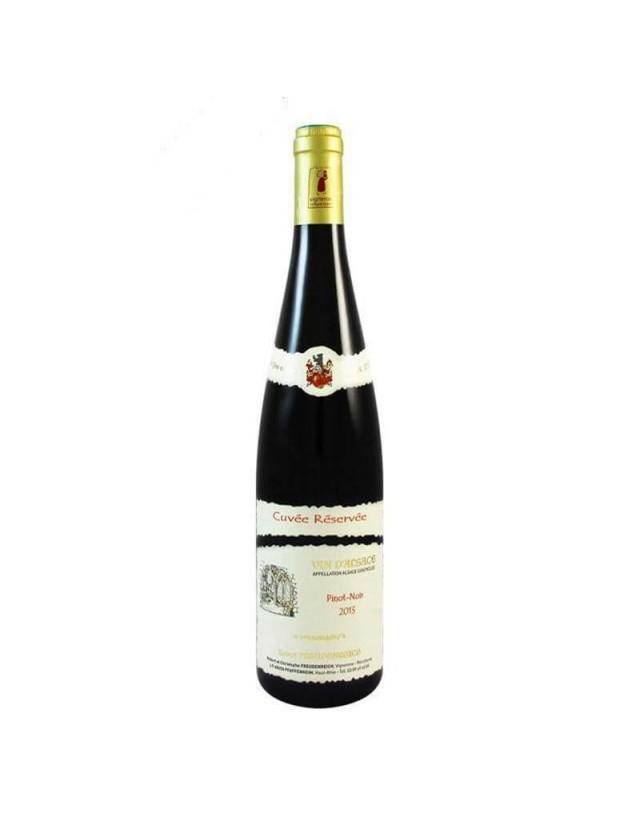 Réservée - Pinot Noir Robert Freudenreich et Fils