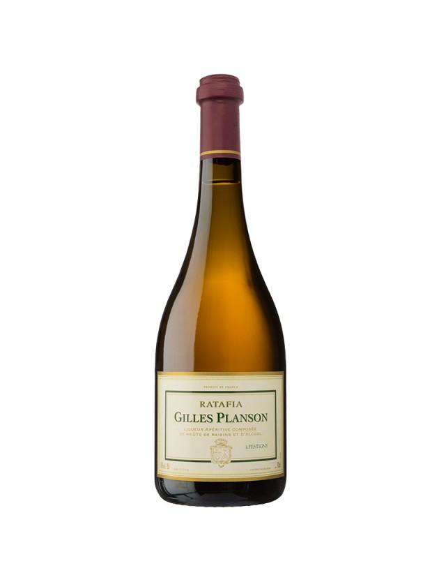 Ratafia Champagne Gilles Planson