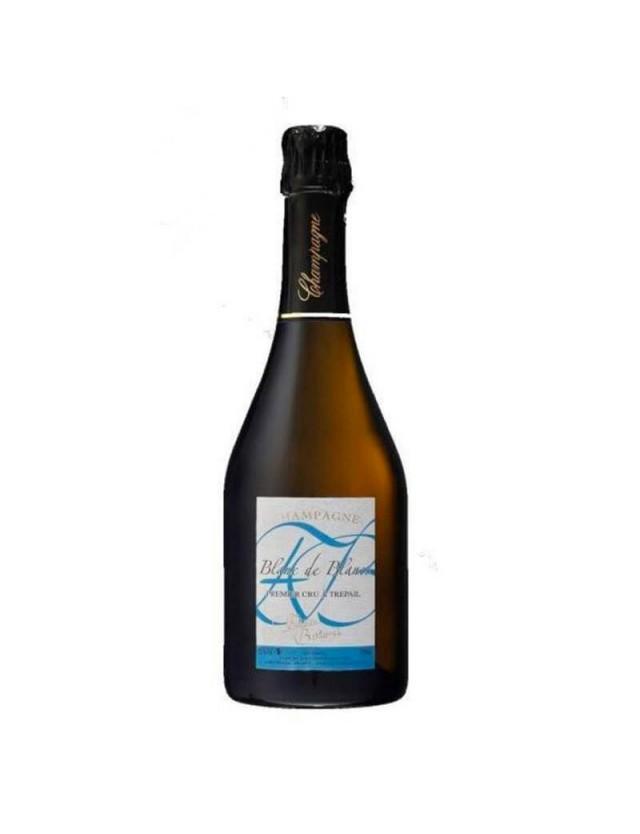 Cuvée Blanc de Blancs champagne fabrice bertemes