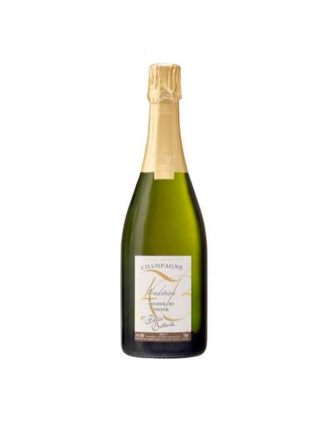 Cuvée Brut Tradition CHAMPAGNE FABRICE BERTEMES