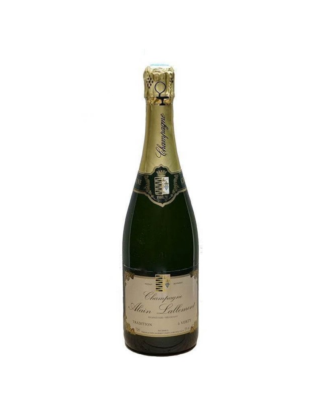 Brut Tradition CHAMPAGNE ALAIN LALLEMENT