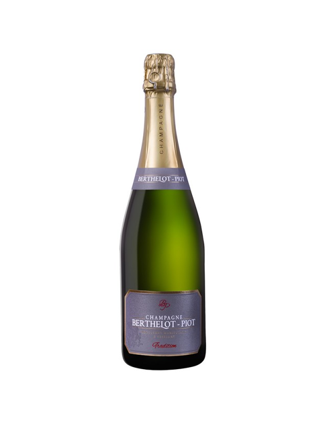 Brut Tradition champagne berthelot-piot