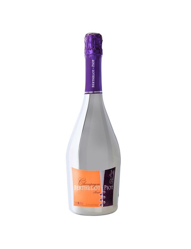 Cuvée Dévoilée champagne berthelot-piot